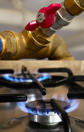 Gas piping repair & installation