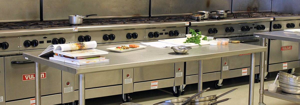 New commercial kitchen installations