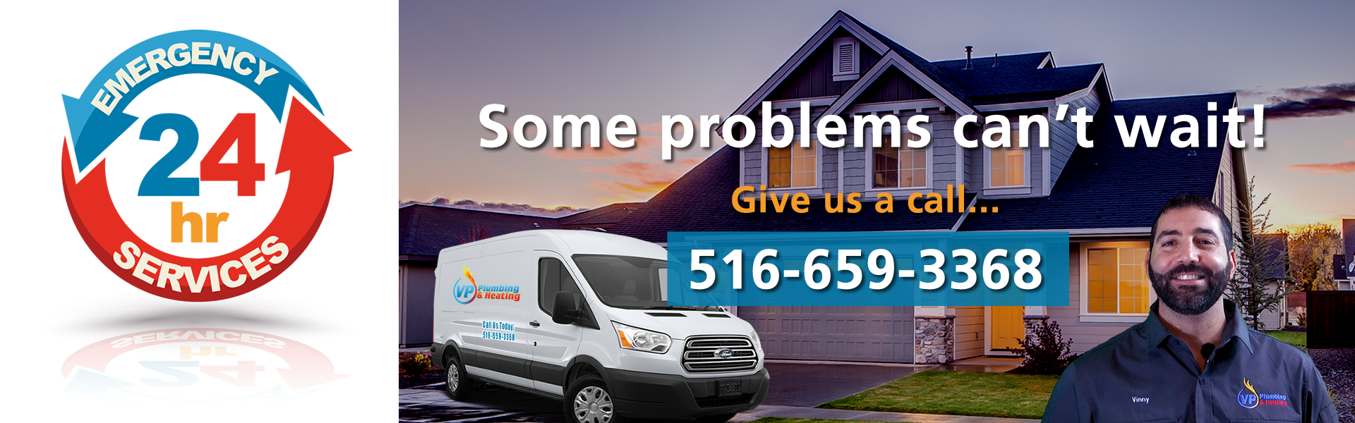 24 Hour Emergency Plumbing Service